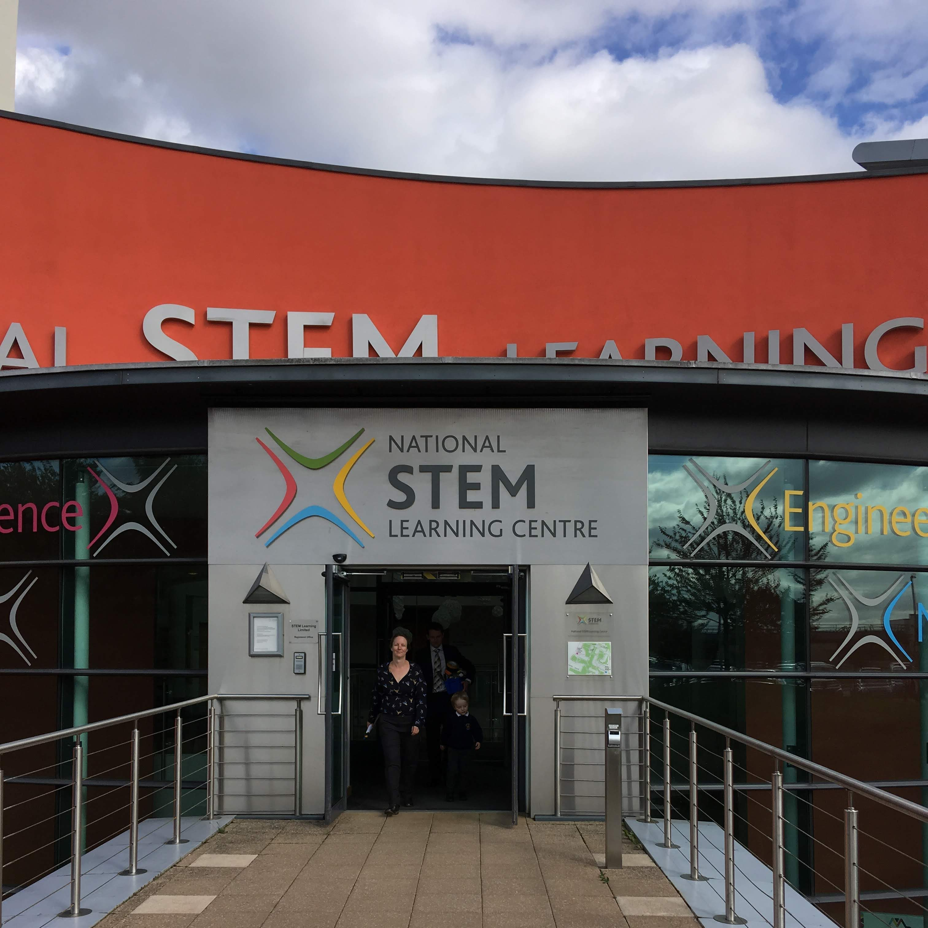 Global STEM Launch And The Scottish Learning Festival